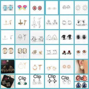 Paparazzi - select 5 earrings